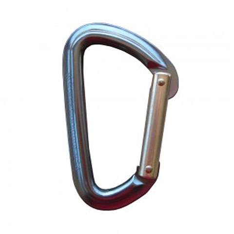 photo: Black Diamond Quicksilver Straight non-locking carabiner