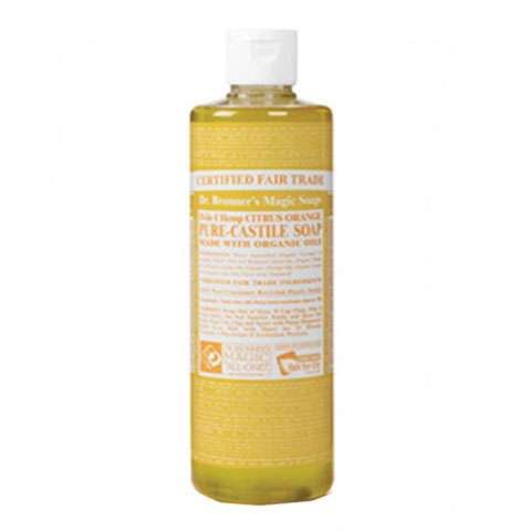 Dr. Bronner Citrus Liquid Soap