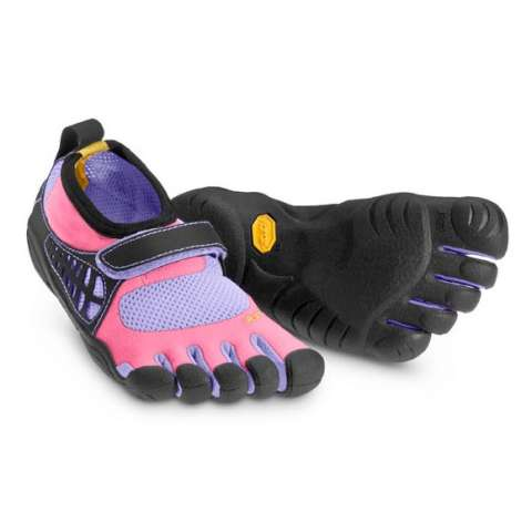 photo: Vibram Kids' FiveFingers KSO barefoot/minimal shoe