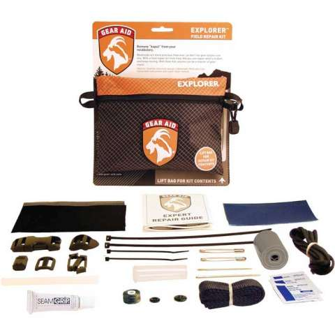 Gear Aid Explorer Field Repair Kit