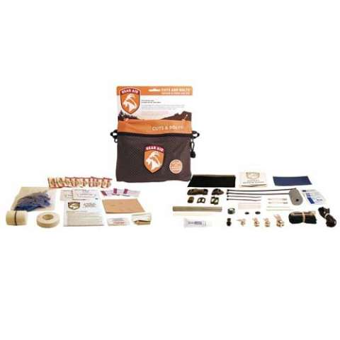 photo: Gear Aid Cuts and Bolts Kit repair kit