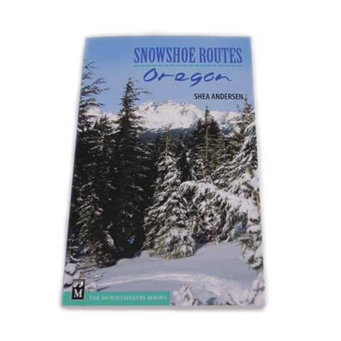 photo: The Mountaineers Books Snowshoe Routes - Oregon