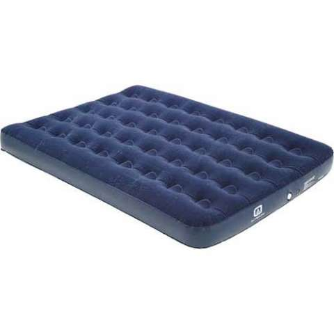 photo: Outbound Products Flocked Air Mattress
