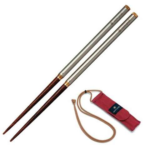 photo: Snow Peak Chopsticks utensil
