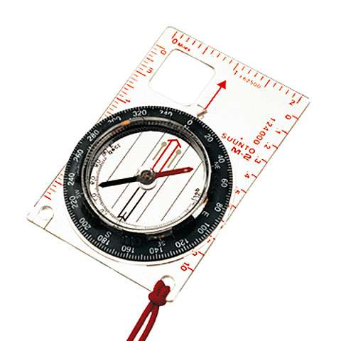 photo: Suunto M-2 handheld compass
