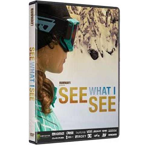 Ally See What I See? DVD