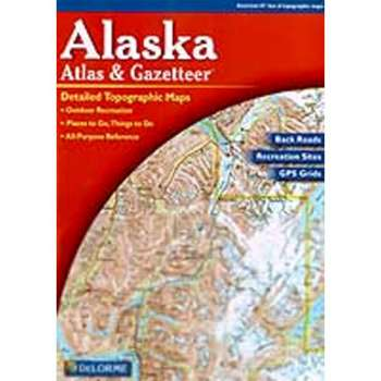 Alpenbooks Atlas & Gazetteer: Alaska