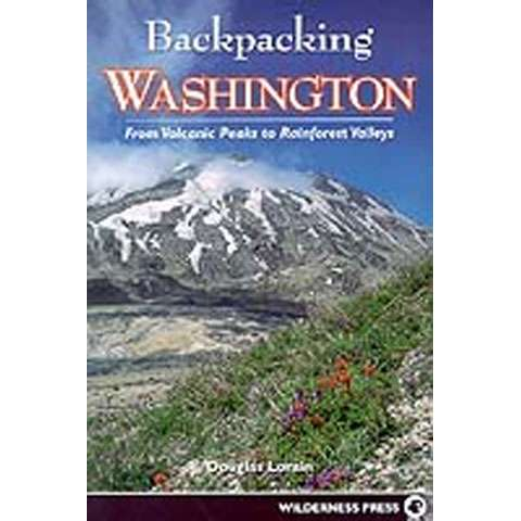 Wilderness Press Backpacking Washington