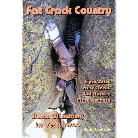 photo: Extreme Angles Publishing Fat Crack Country us mountain states guidebook