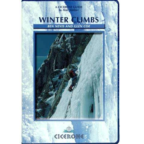 photo: Cicerone Press Winter Climbs: Ben Nevis and Glen Coe international guidebook