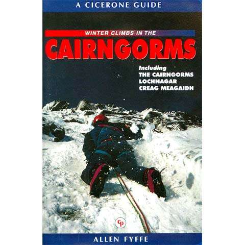 photo: Cicerone Press Winter Climbs in the Cairngorms international guidebook