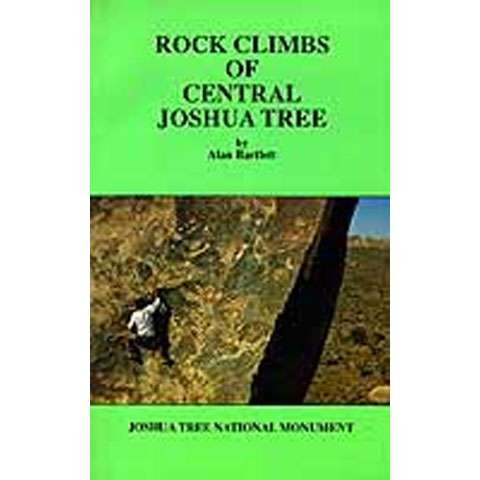 Alpenbooks Rock Climbs Of Central Joshua Tree