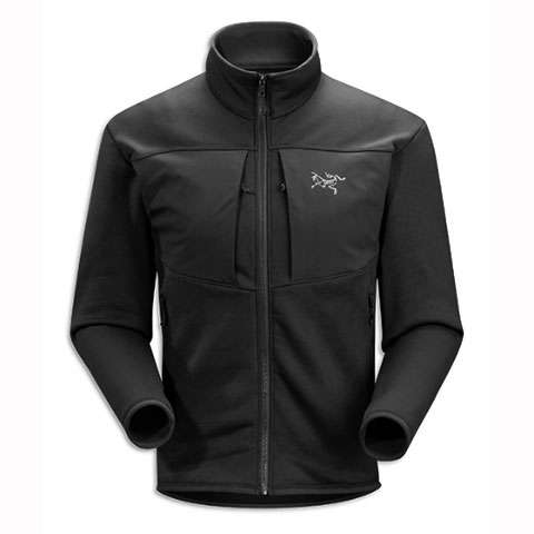 photo: Arc'teryx Tau Jacket wind shirt