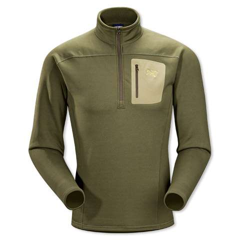 photo: Arc'teryx Rho AR Top base layer top