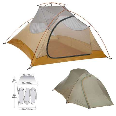 Big Agnes Fly Creek UL3