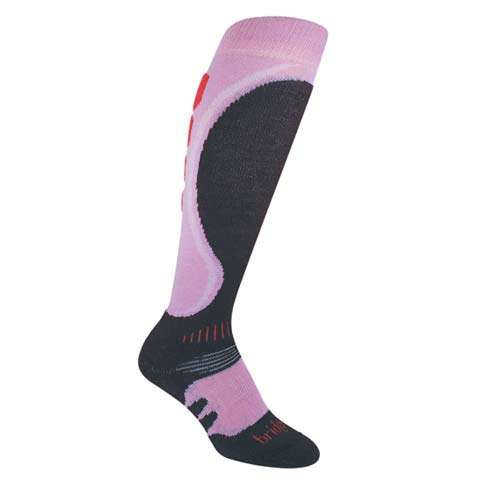 photo: Bridgedale Women's Precision Midweight snowsport sock