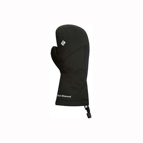 photo: Black Diamond Men's Access Mitt insulated glove/mitten