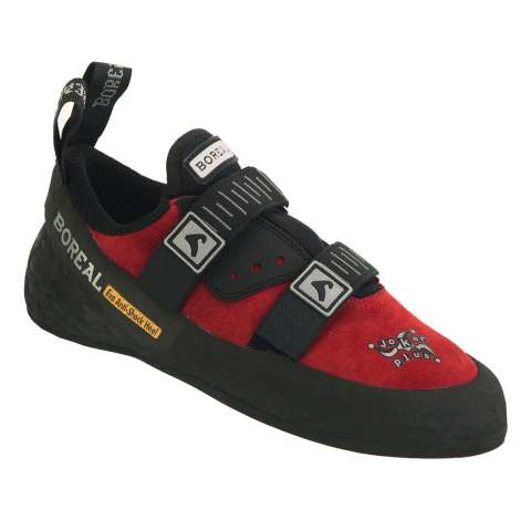photo: Boreal Joker Plus Velcro climbing shoe