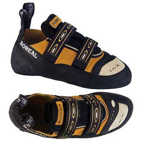 photo: Boreal Crux climbing shoe