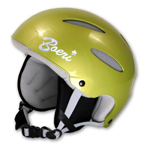 photo of a Boeri snowsport helmet