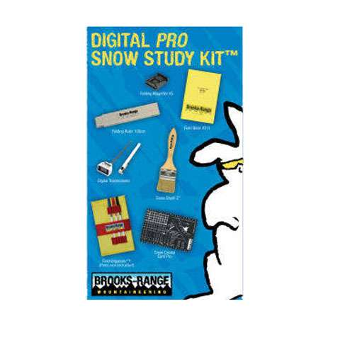 Brooks-Range Digital Pro Snow Study Kit