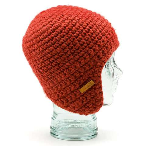 Earflap Hat Knitting Pattern Bulky Yarn :   CROCHET HAT PATTERN YARN