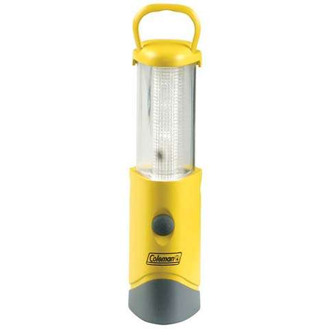 photo: Coleman LED Micropacker Lantern battery-powered lantern