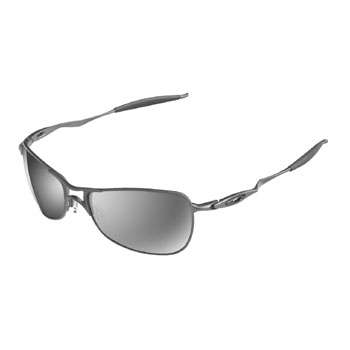 Oakley Crosshair Wire Pewter / Black