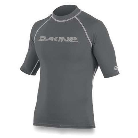 photo: DaKine Heavy Duty S/S Rashguard short sleeve rashguard