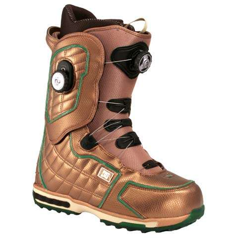 DC Shoe Torch Snowboard Boots Description of DC Shoe Co.