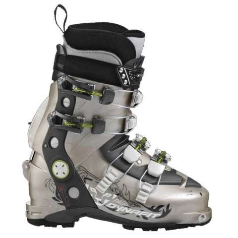 photo: Dynafit Women's Zzero4 PX-TF alpine touring boot