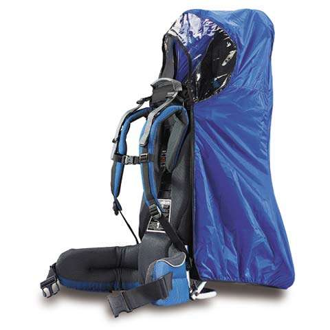 photo: Deuter KC Rain Cover child carrier accessory