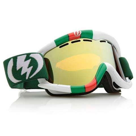 Electric EG.1 Goggles - The Guch / Gold Chrome - Electric Goggles