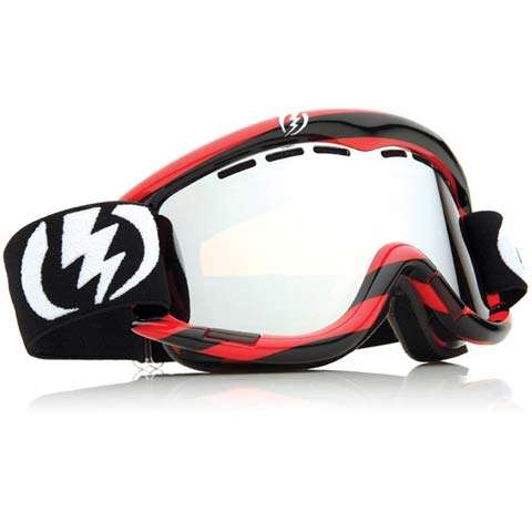 Electric EG.1 Goggles - Nightmare / Silver Chrome - Electric Goggles