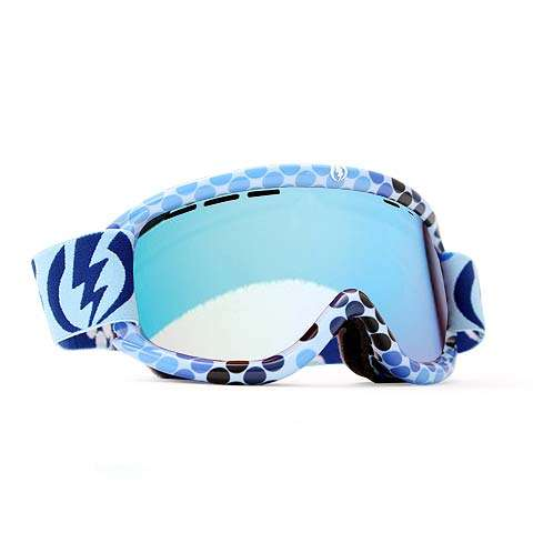 Electric EG.5SGoggles - Pixel Blue / Blue Chrome - Electric Goggles