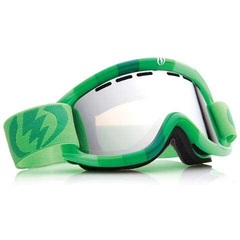 Electric EG.5 Goggles - Green GP / Silver Chrome - Electric Goggles