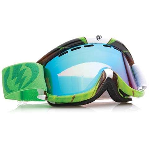 Electric EG.5 Goggles - Mothra / Green Chrome - Electric Goggles