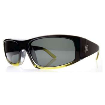 Electric Wolfpak Trans Charcoal Yellow Fade / Gray