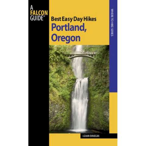 photo: Falcon Guides Best Easy Day Hikes - Portland, Oregon us pacific states guidebook