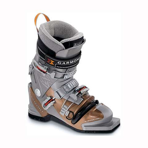 photo: Garmont Venus telemark boot