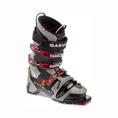 photo: Garmont Voodoo telemark boot