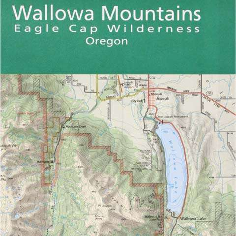 wallowa mountains oregon map – bnhspine.com
