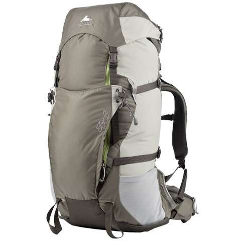 photo: Gregory Inyo 45 overnight pack (2,000 - 2,999 cu in)