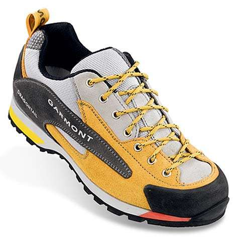photo: Garmont Dragontail approach shoe
