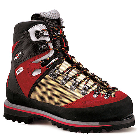 photo: Kayland Super Ice mountaineering boot