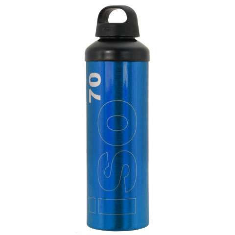 photo: Laken Aluminum ISO 70 Bottle water bottle