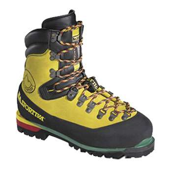 photo: La Sportiva Nepal Extreme mountaineering boot