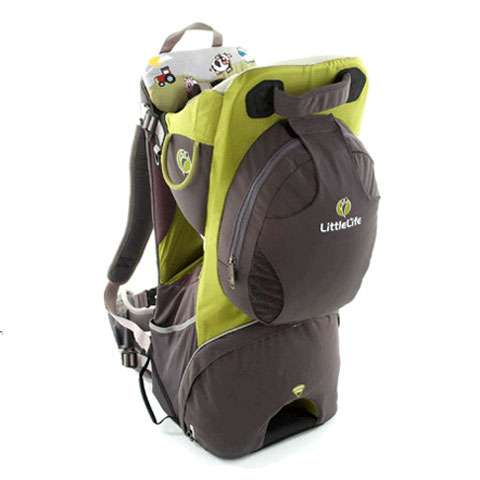 photo: LittleLife Freedom child carrier