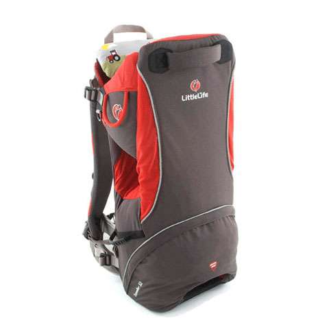 photo: LittleLife Traveller S2 child carrier
