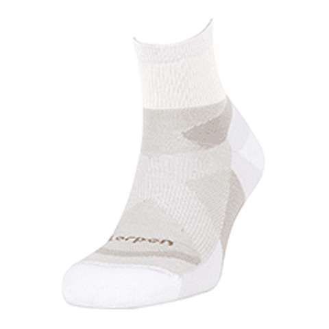 photo: Lorpen Men's Tri-Layer Light Shorty Sock running sock